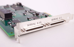 SF-PCIe Serial Multiplextors Adapter